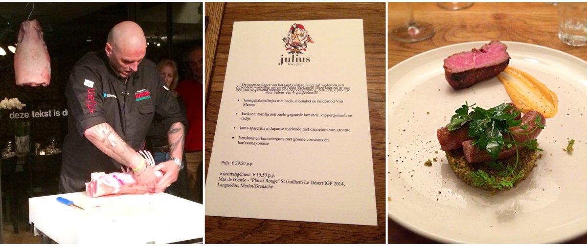 Lente in Julius bar&grill