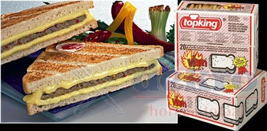 Ode aan de beste voorverpakte tosti
