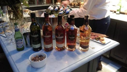 Whisky proeven met de Schotten