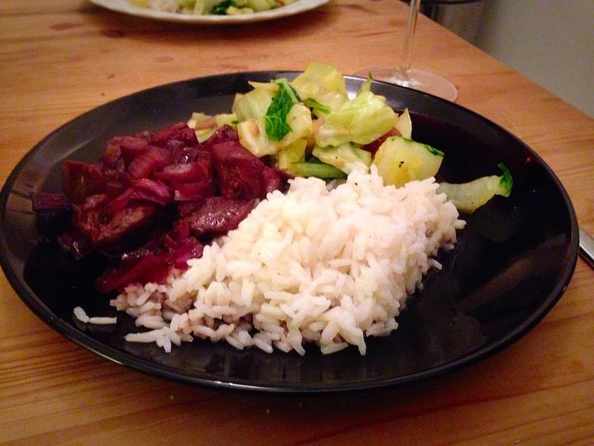 Koken met Drank: Kip in zwartzuur