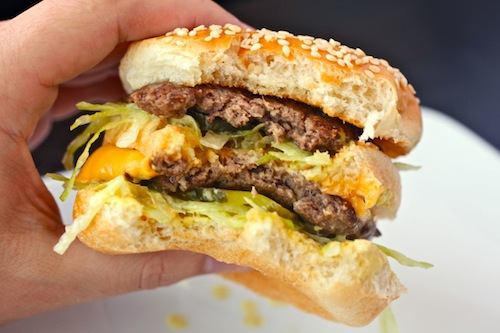 Guilty Pleasures: McDonald's Big Mac