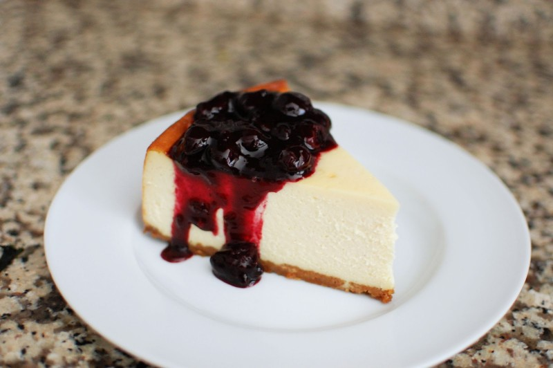 De allerlekkerste New York cheesecake